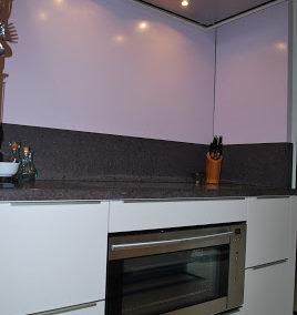 Keuken van Martin en Anita