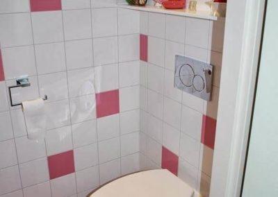 Toilet van Leny
