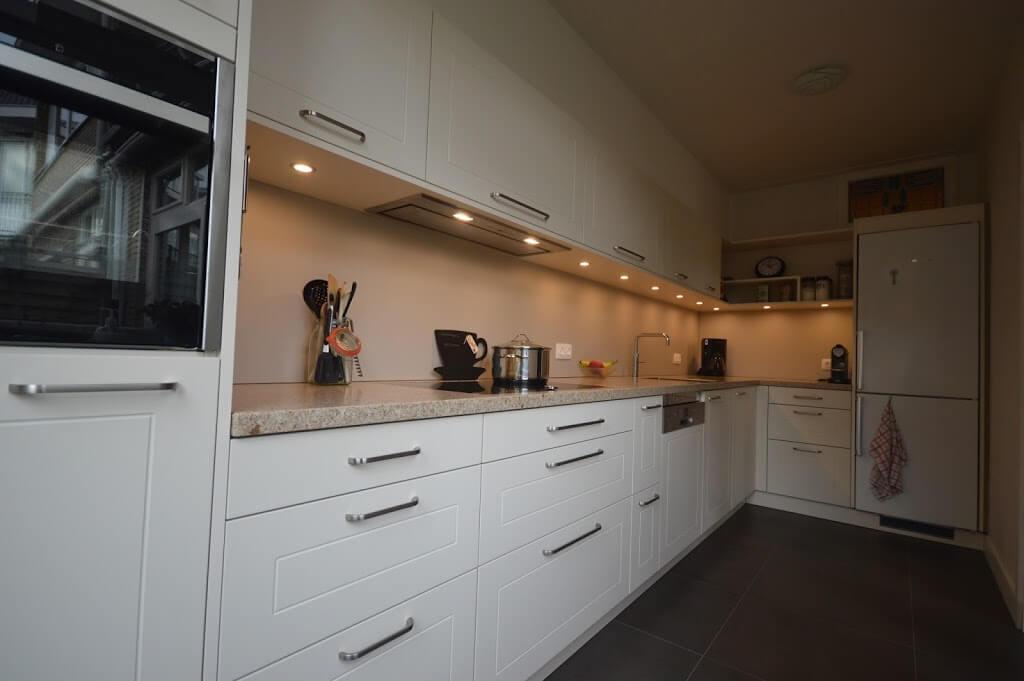 De keuken van Jan en Nel in Amstelveen