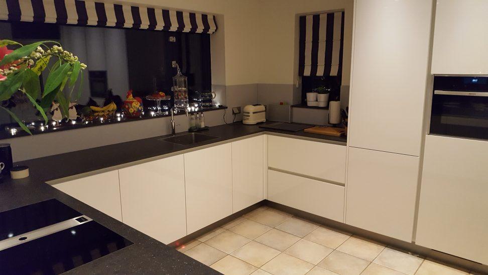 Keuken Schiereiland Met : Keuken op maat met schiereiland design keuken