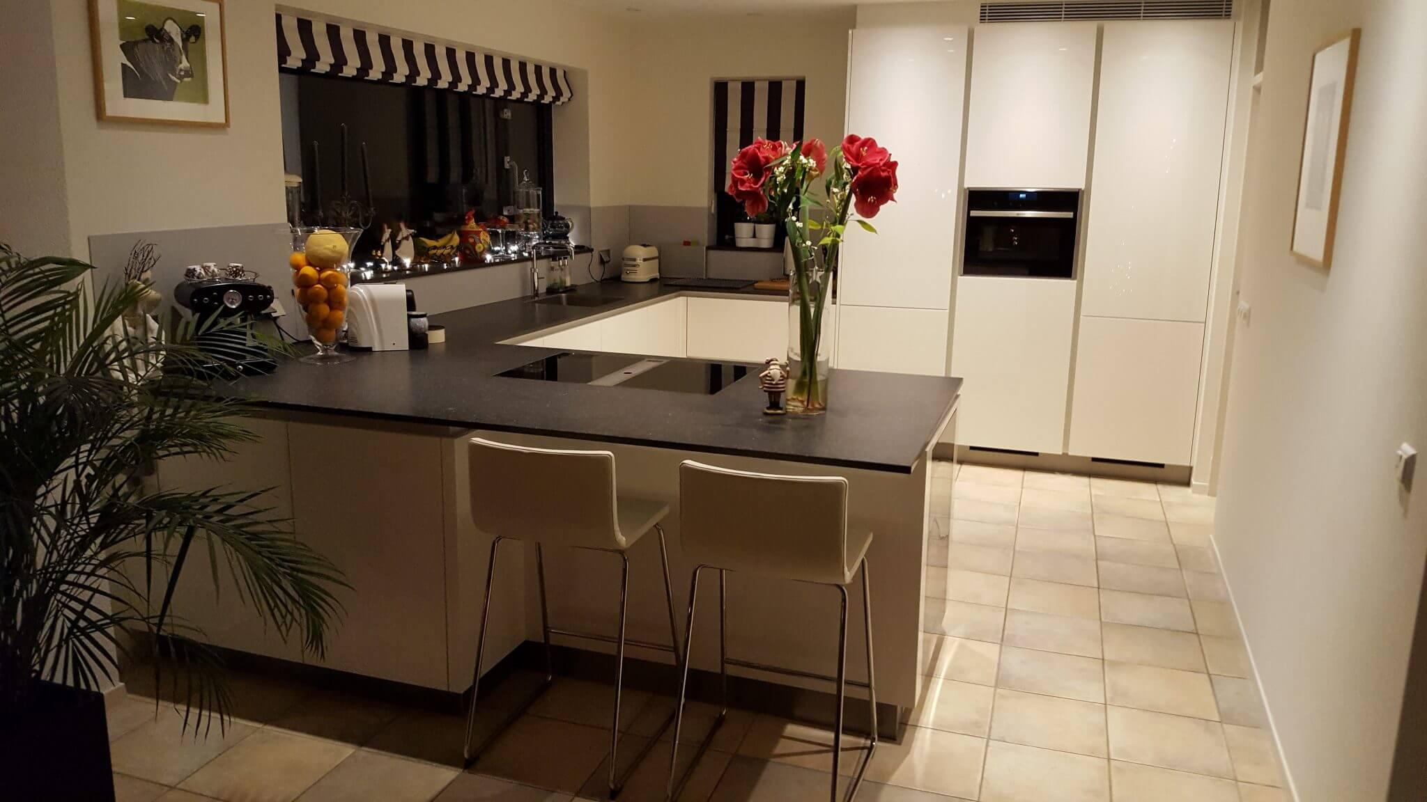 Greeploze keuken van Bart en Marieke