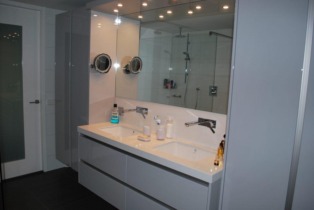 Badkamer van Hans en Thea