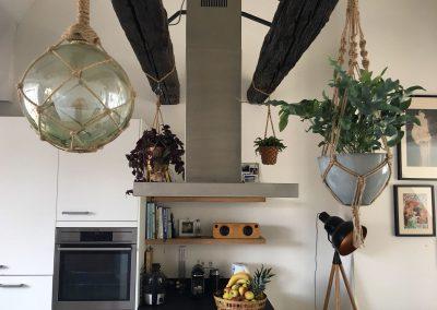 De keuken van Erik en Janneke